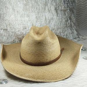 Alamo Iron Weave Western Cowboy Hat
